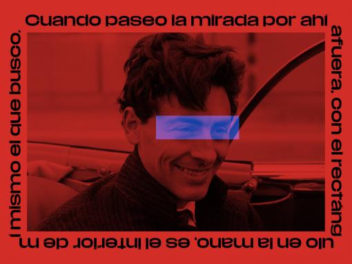 El rectángulo en la mano. Sergio Larraín