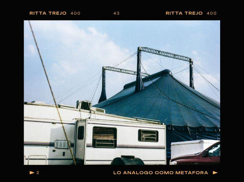 Ritta Trejo, lo análogo como metáfora